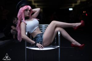 Poison 8 Take a Seat ~ by MisaCosplayLove