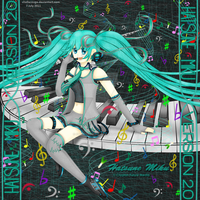 Hatsune Miku - Version 2.0 by chemicaRouge