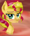 Sunset Shimmer by Rozzy3