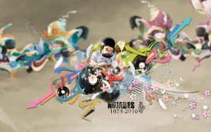 RIP Nujabes 1974 - 2010 by kitolo