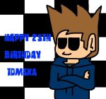 Happy one day late birthday Tom by Mister-Doctor