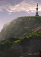 A Lighthouse in Lima by abrs
