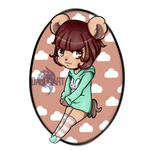 Comission: Chibi Full Color by DanuuArt