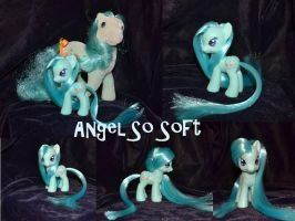 Angel so soft by Soulren