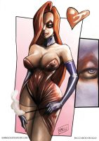 Jessica Rabbit by shiprock