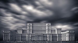The Palace of The Parliament of Romania by PortraitOfaLife