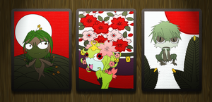 Hanafuda - Set 1 by RyoNeko48