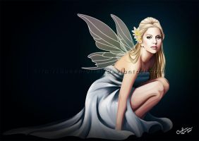 A Fairy Gaga by Queen-Uriel