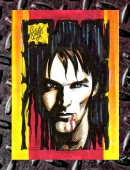 Latest sketch card commish 7 by Sonion