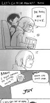 SoY: Let's Go to the Movies! Bonus by demitasse-lover