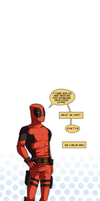 Deadpool by metal-marty