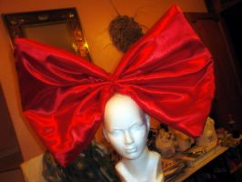 red ribbon by carriecm