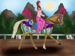 Carousel Tolly by Jessa-bee