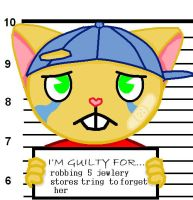 i got arrested -gunner -htf by NairSame