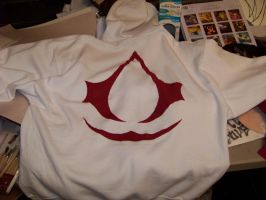 assassins creed hoodie by MerrillsLeather