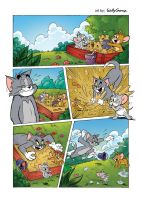 Tom and Jerry 1 by wallygomez