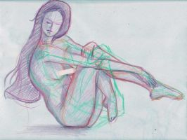 30 Minute Figure Study by desiree-amber-moore