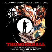 Thunderball Original Motion Picture Soundtrack by DogHollywood