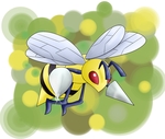 .:Pkmn:. Bee awesome by Fire-For-Battle