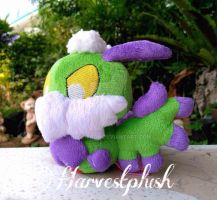 Therian Forme Tornadus Pokedoll