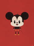 Mickey Mouse by beyx