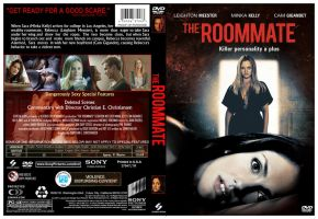 The Roommate (2011) DVD Cover by dvdcovers