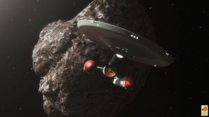 Asteroid prospector by thefirstfleet