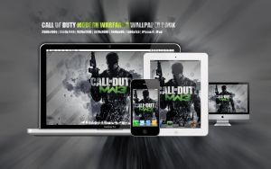 CoD MW3 Wallpaper pack by Martz90