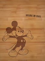Mickey Mouse by Mickka