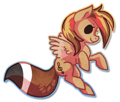Chibi Inktail by griffsnuff