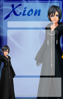 RQ- Xion Journal Skin (Preview) by Supremechaos918