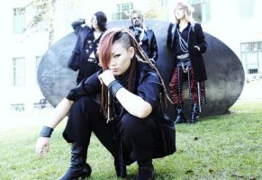 the GazettE: Kai by ShiroiGarazu