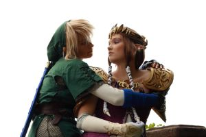 Zelda Cosplay: Desirable by Yesta-sensei