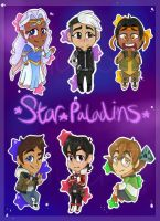 -VLD- Star Paladins! by MelchiorFlyer