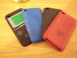 Mini iPod Case Collection by SupernovaSword