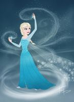 Elsa by Ms-Honey