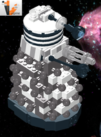 Dalek 5 by VulpineDesignsULTD