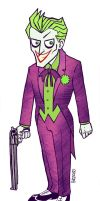 Joker by brzoza77
