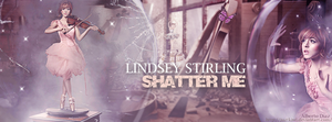 Lindsey Stirling Shatter Me cover by juztkiwi