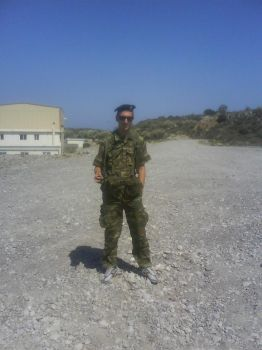 Last days to greek army by thanos25red