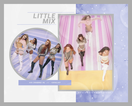 Photopack 25457 - Little Mix (Touch) by xbestphotopackseverr