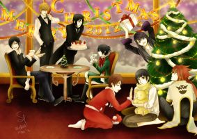 Merry Christmas 2012 ~Rev~ by CodeMiwa