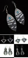 Asari Earrings by tishaia