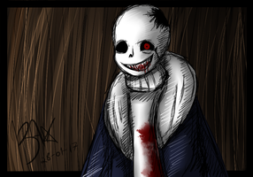 HorrorSans by BelloAnocheser