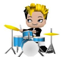 Drums Jason by SinLikeUMeanIt