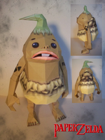 Goron Elder's Son by Paperlegend