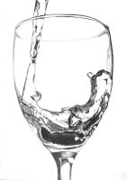 Wine Glass by DCMiller
