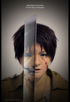 For the Glory of Humanity - Attack on Titan by TessaCrownster