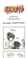 Distress #5 Disaster by SmartChocoBear