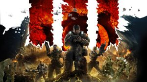 Gears Of War Entry One by CodyCurtin